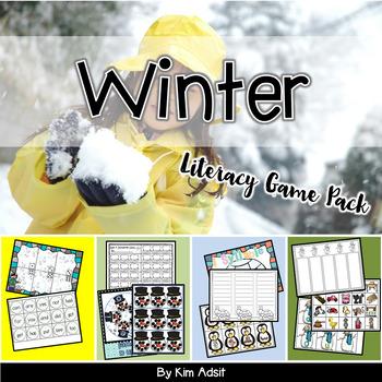 Kim Adsit's Winter Mega Bundle