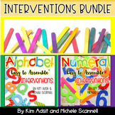 Kim and Michele's Intervention Bundle by Kim Adsit and Michele Scannell