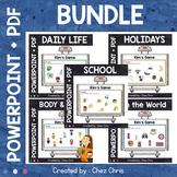 Kim's Game - Mega Bundle - School - Daily Life - Holidays - World - Body -Health
