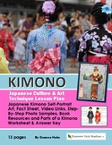 Kimono: Japanese Culture & Art Lesson Plan