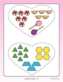 Kim's Valentines Choices