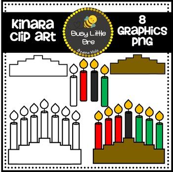 Kinara Clip Art