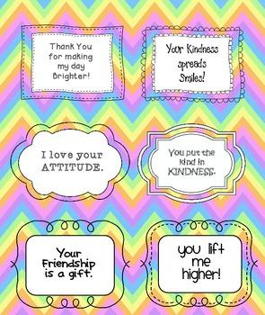Printable Kind Cards 1