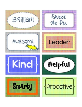 Printable Kind Cards 5