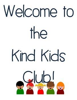 Kind Kids Club