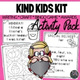 Kind Kids Kit-Friendship Writing, Craft and Game Activity Pack