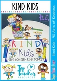 Kind Kids - Random Acts of Kindness
