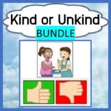 Kind & Unkind Bundle - Boom Cards™ & Downloadable Product