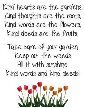 Kind Words Poster