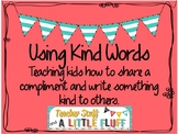 Kind Words for Kids!