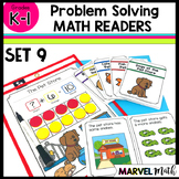 Kinder - 1st Grade Problem Solving Math Readers   Set 9: Mixed Join & Separate