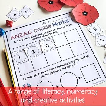 Kinder ANZAC Day Pack - Kindergarten / Foundation / PREP