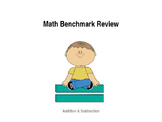 Kinder Addition and Subtraction Review