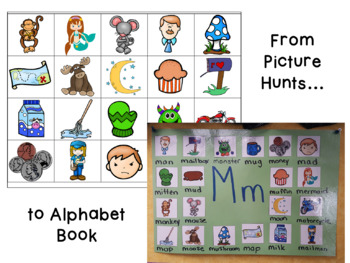 Kinder Alphabet and Sounds Unit - Growing Bundle!