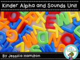 Kinder Alphabet and Sounds Unit - Growing Bundle!