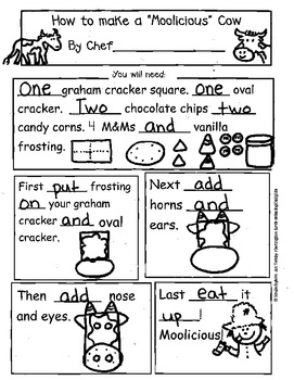 Kinder Cafe! Eating through the Alphabet Cookbook