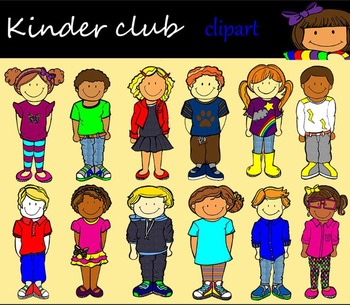 Kinder Club Kids