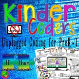 Kinder Coders - Unplugged Coding for Beginners