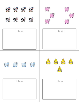 Kinder Common Core Envision Math® Centers - Topic 4 Compare Numbers 6-10