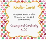 Kinder Core-SMARTBoard Activities for Kindergarten Common