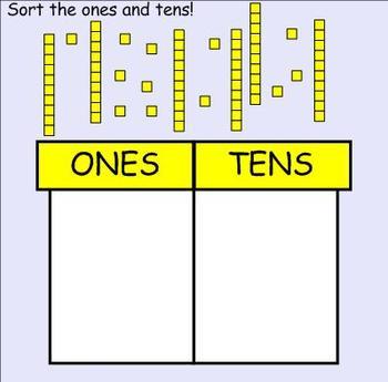 Kinder Core- SMARTBoard Activities for Kindergarten Common Core Math (K.NBT)