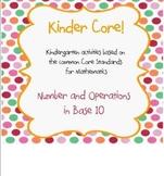 Kinder Core- SMARTBoard Activities for Kindergarten Common