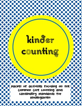 Kinder Counting