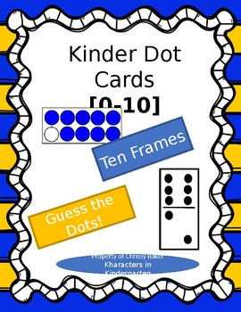 Kinder DOT Cards [0-10]