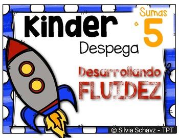 Kinder Despega - Sistema para desarrollar fluidez en adición hasta 5