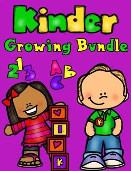 Kinder Growing Bundle