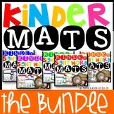 Kinder Interactive Sight Word Mats-Bundle