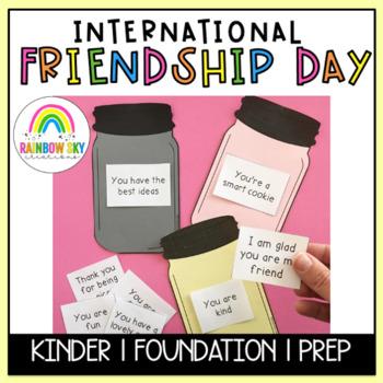 Kinder International Friendship Day Pack - Foundation/Prep