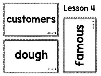Kinder JOURNEYS Oral Language Cards Unit 1: Lessons 1-5