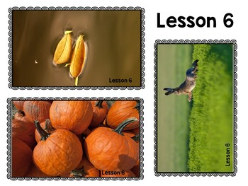 Kinder JOURNEYS Oral Language Unit 2: Lessons 6-10