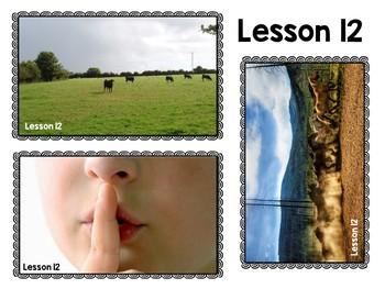 Kinder JOURNEYS Oral Language Cards Unit 3: Lessons 11-15