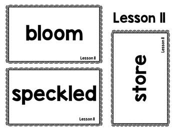 JOURNEYS: Kinder Oral Language Cards Unit 3: Lessons 11-15