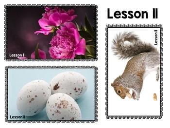 JOURNEYS: Kindergarten Oral Language Cards Unit 3: Lessons 11-15