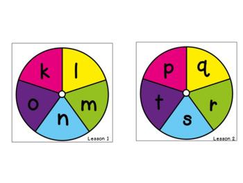 Journeys: Kindergarten Unit 1 Interactive Phonics Notebook