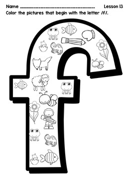 JOURNEYS: Kinder Unit 3 Phonics Interactive Notebook