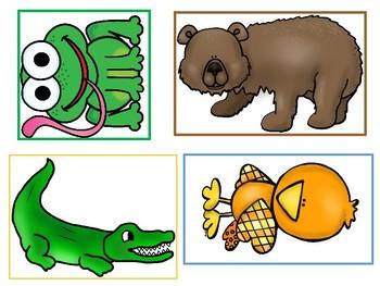 Journeys: Kindergarten Lesson 13: Pocket Chart Writing Activities