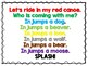 Kinder Journeys Lesson 18: Pocket Chart Writing Activities
