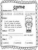 Kinder Journeys Sight Words Unit 3