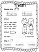 Kinder Journeys Sight Words Unit 5