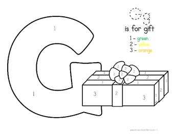 Kinder Kids - Letter Gg Bundle