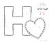 Kinder Kids - Letter Hh Bundle