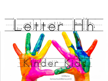 Kinder Kids - Letter Hh Bundle