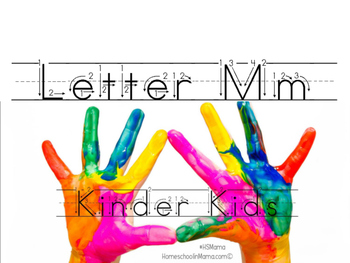 Kinder Kids - Letter Mm Bundle
