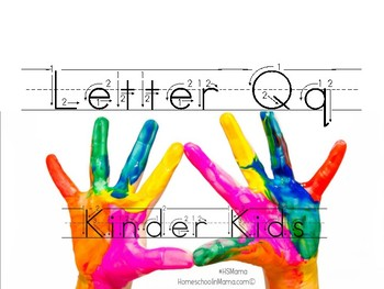 Kinder Kids - Letter Qq Bundle