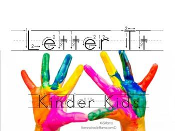 Kinder Kids - Letter Tt Bundle