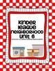 Kinder League Bundle Pack Units 6-10